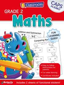 E-Classroom Workbook - Maths Gr 2