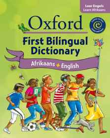 Oxford First Bilingual Dictionary Afrikaans and English