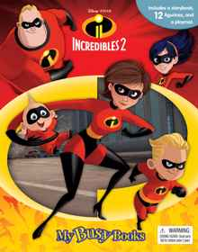 Disney Incredibles 2 - My Busy Book