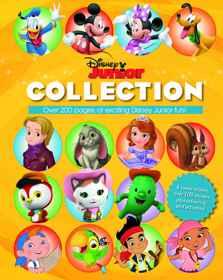 Disney Junior - My Book Of Everything