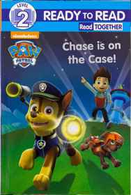 Paw Patrol - RTR Level - Chase In On The Case