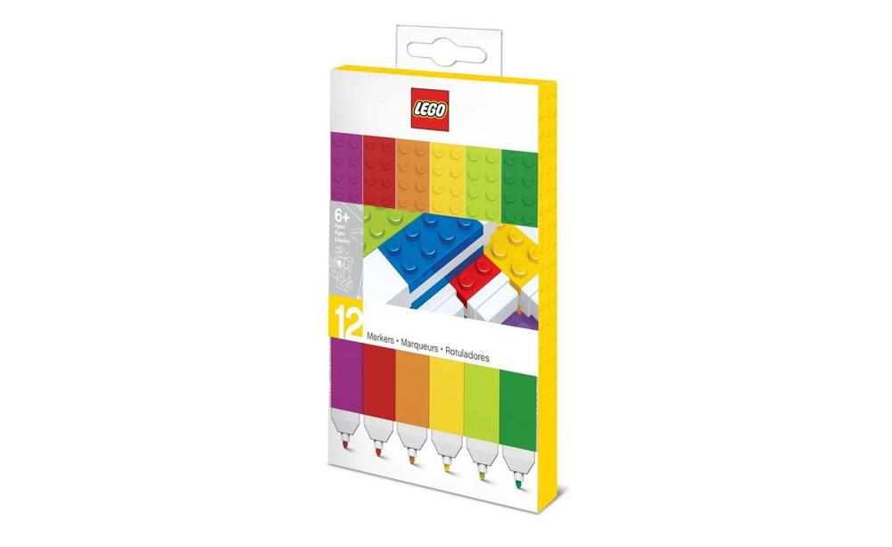 LEGO Markers (12pcs)