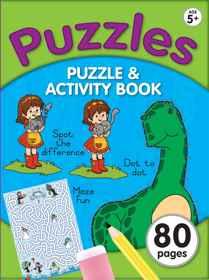 Workbook 80pg - Puzzles
