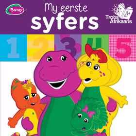 Barney Bord Boek - My Eerste Syfers