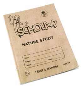 Nature Study Bk A4 72PG