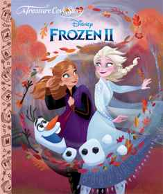 Disney Frozen 2 - Treasure Cove Stories