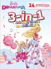 Barbie - 3-In-1