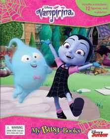 Disney Vampirina - My Busy Book