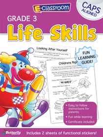 E-Classroom Workbook - Life Skills - Gr 3