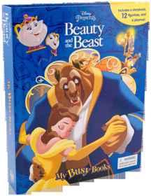 Disney Beauty & The Beast - My Busy Book