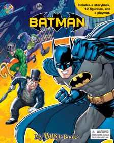 Batman - My Busy Book