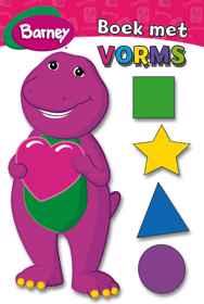 Barney - Boek Met Vorms MHB