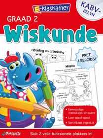 E-Klaskamer Werkboek - Wiskunde - Gr 2