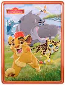 Disney Lion Guard - Happy Tin