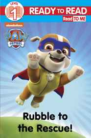 Paw Patrol - RTR Level 1 - Rubble To The Rescue