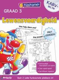 E-Klaskamer Werkboek - Lewensvaardigheid - Gr 3
