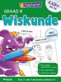 E-Klaskamer Werkboek - Wiskunde - Gr R