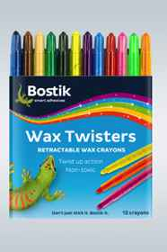 Bostik Wax Twisters 12's