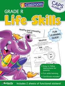 E-Classroom Workbooks - Life Skills - Gr R