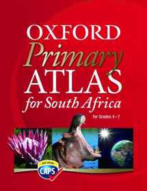 Oxford Primary Atlas SA