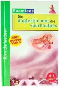 Die Leesleer MHB - V3 - Die Dogtertjie Met Die Vuurhoutjies