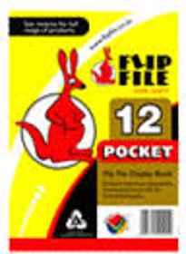 Flip File A5 12 PG Kangaroo