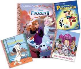 Assorted - Disney Treasure Cove Stories