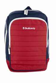 Skullcandy Square Backpack - Blazing Red
