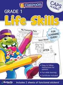 E-Classroom Workbook - Life Skills - Gr 1