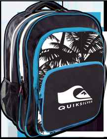 Quicksilver Deluxe Backpack - Fluid New
