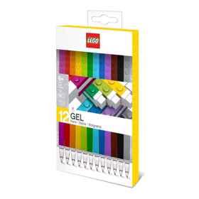 LEGO Gel Pens (12pcs)