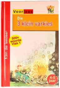 Die Leesleer MHB - V1 - Die Drie Varkies