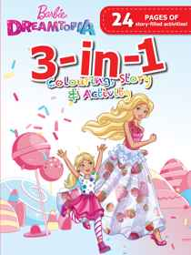 Barbie - 3-In-1