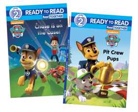 Assorted - Paw Patrol RTR Level 2