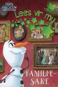 Disney Frozen (Olaf) - Lees Vir My
