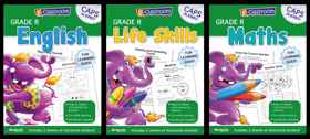 Assorted - E-Classroom Workbooks Gr R