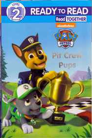 Paw Patrol - RTR Level 2 - Pit Crew Pups