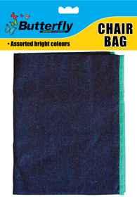 Chair Bags - Denim (380 x 485mm)