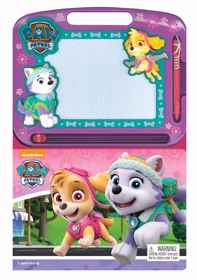 PAw Patrol (Pink) - Learning Series