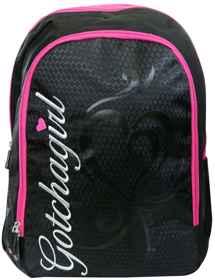 Gotcha Large School Backpack - Whisper Pink