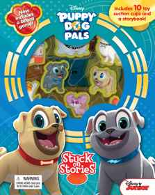 Disney Puppy Dog Pals - Stuck On Stories