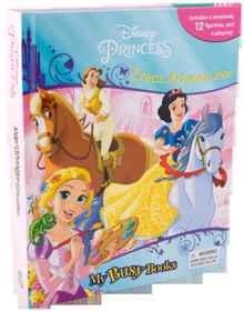 Disney Princess - My Busy Book