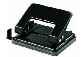Genmes Medium Punch - 20 Sheet Black
