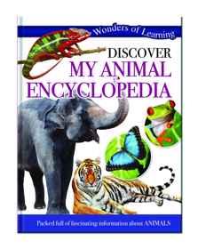 Wonders Of Learning Book - Animal Encyclopedia