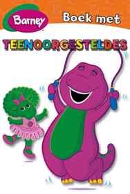 Barney - Boek Met Teenoorgesteldes MHB