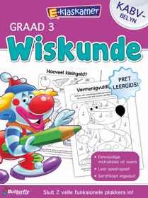 E-Klaskamer Werkboek - Wiskunde - Gr 3