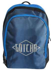 Gotcha Large School Backpack - Navy Seal