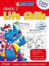 E-Classroom Workbook - Life Skills - Gr 2