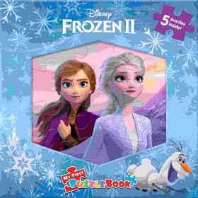 Disney Frozen 2 - My first Puzzle Book