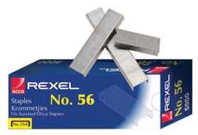 Rexel No.56 Staples 5000'S(20 Sheet Capacity)